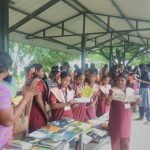Avadi School Exhibition.