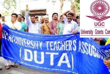 Delhi University Teachers' Association (DUTA) Feedback to UGC on Blended Learning in Tamil Translation by Chandraguru Thalamuthu.
