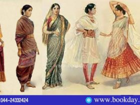The path through which the saree passed article by Sindhuja Sundaraj. Book Day is website of Bharathi Puthakalayam