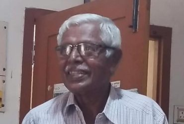 As a Communist without being a member of the Communist Party. Red Salute for Comrade Williams' death - A. Soundarajan