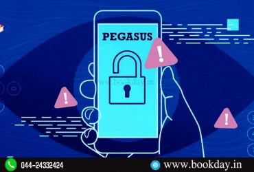 Is Pegasus Spyware Spying on Us? So what is Pegasus? What does it do? article Sindhuja Sundaraj. Book Day is Branch of Bharathi Puthakalayam.
