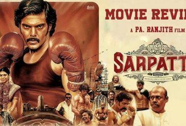 Pa. Ranjith's Sarpatta Parambarai movie review in Tamil By Subash. Book Day is Branch of Bharathi Puthakalayam.