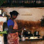 Mental cooking (மனச் சமையல்) Poetry By Geetha Sundar in Tamil. Book Day is Branch of Bharathi Puthakalayam.