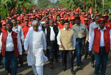 ஆட்சியாளர்களின் அராஜகம் மக்களை அணிதிரட்டி முறியடிக்கப்படும்: மாணிக் சர்க்கார் Fascist Move Faced by Peoples Unity Interview With Manik Sarkar (மாணிக் சர்க்கார்) Ex. CM of Tripura. Tamil Translate by Sa. Veeramani